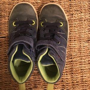 Clarks sneaker boots